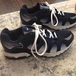 BRAND NEW, TAGS ON, NIKE AIR, SIZE 9.5